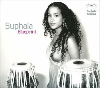 Blueprint - CD Audio di Suphala