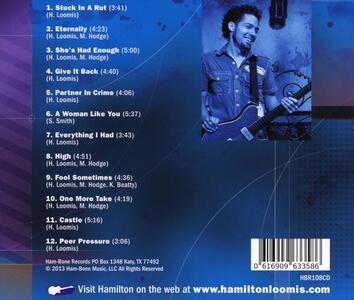 Give it Back - CD Audio di Hamilton Loomis - 2