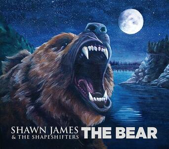 The Bear - CD Audio di Shapeshifters,Shawn James