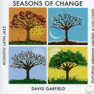 Seasons Of Change - CD Audio di David Garfield