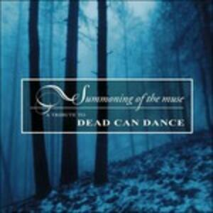 Summoning of the Muse. A Tribute to Dead Can Dance - CD Audio