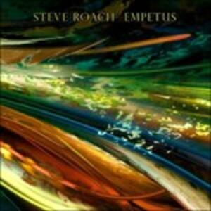 Empetus - CD Audio di Steve Roach
