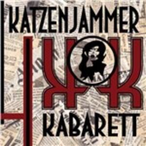 Katzenjammer Kabarett - CD Audio di Katzenjammer Kabarett