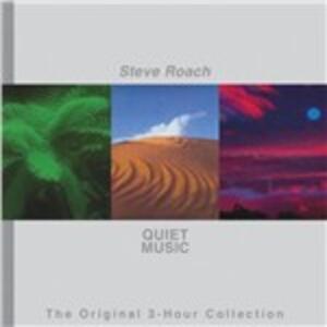 Quiet Music - CD Audio di Steve Roach