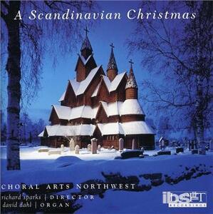 A Scandinavian Christmas - CD Audio
