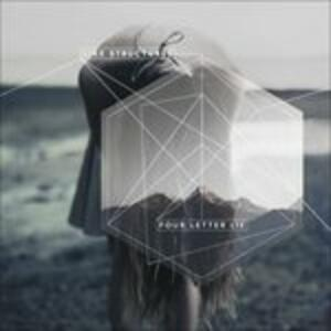 Like Structures - CD Audio di Four Letter Lie
