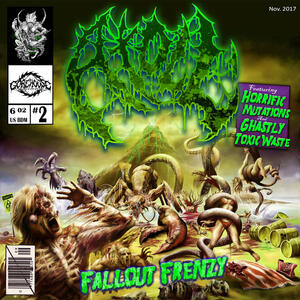 Fallout Frenzy - CD Audio di Atoll