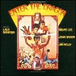 Cover CD Colonna sonora I tre dell'operazione Drago