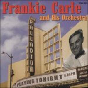 Live at the Hollywood Pallladium - CD Audio di Frankie Carle