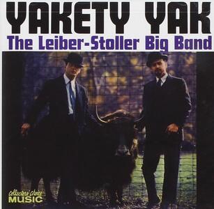 Yakety Yak - CD Audio di Leiber-Stoller Big Band