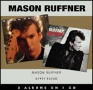 Mason Ruffner - Gipsy Blood - CD Audio di Mason Ruffner