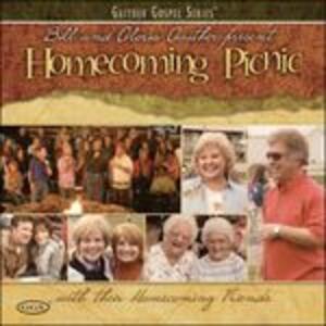Homecoming Picnic - CD Audio di Gloria Gaither,Bill Gaither