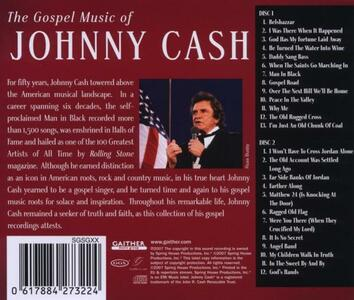 Gospel Music of Johnny Cash - CD Audio di Johnny Cash - 2