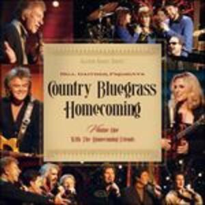 Country Bluegrass.. - CD Audio di Gloria Gaither,Bill Gaither