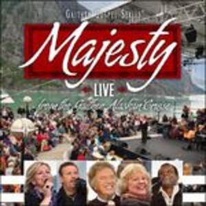 Majesty - CD Audio di Gloria Gaither,Bill Gaither
