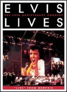 Film Elvis Lives. The 25th Anniversary Concert
