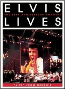 Elvis Lives. The 25th Anniversary Concert - DVD