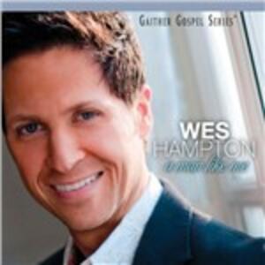 Man Like Me - CD Audio di Wes Hampton