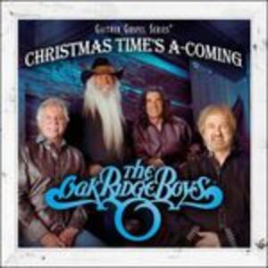 Christmas Times A-Coming - CD Audio di Oak Ridge Boys