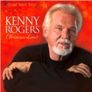 Christmas Live! - CD Audio di Kenny Rogers