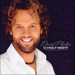 O Holy Night - CD Audio di David Phelps