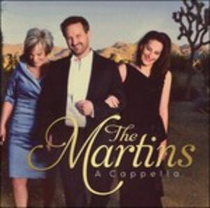 A Cappella - CD Audio di Martins