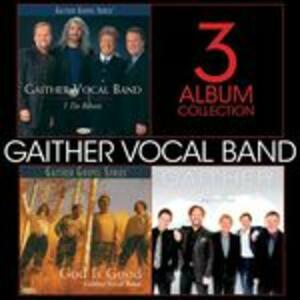 3 Cd Collection - CD Audio di Gaither Vocal Band