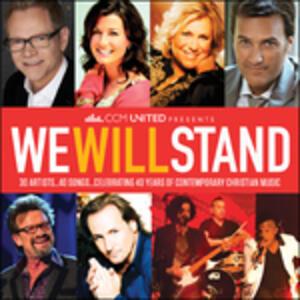 We Will Stand - CD Audio