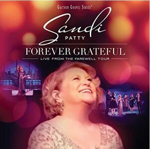Forever Grateful. Live - CD Audio di Sandi Patty
