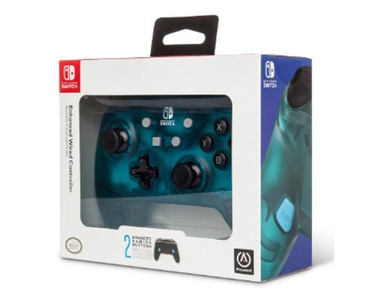 PowerA 1513055 Gamepad Nintendo Switch Analogico USB Verde - 3