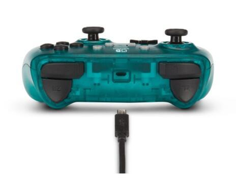 PowerA 1513055 Gamepad Nintendo Switch Analogico USB Verde - 4
