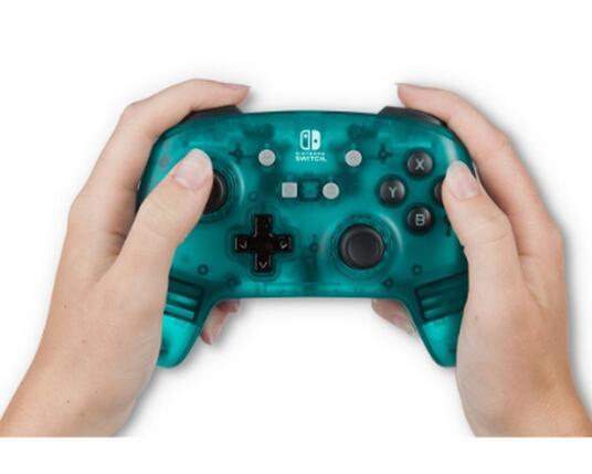 PowerA 1513055 Gamepad Nintendo Switch Analogico USB Verde - 6