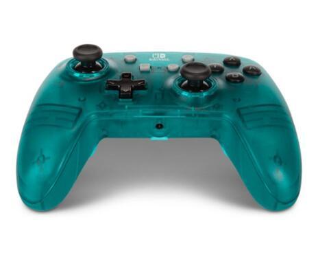 PowerA 1513055 Gamepad Nintendo Switch Analogico USB Verde - 8