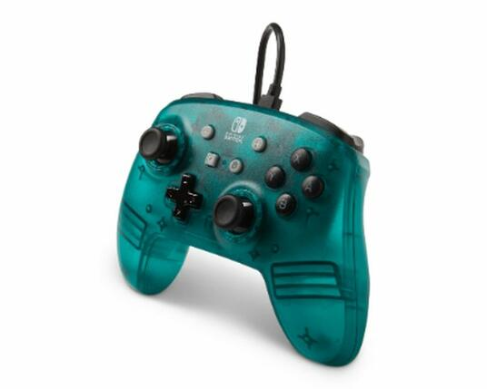 PowerA 1513055 Gamepad Nintendo Switch Analogico USB Verde - 9