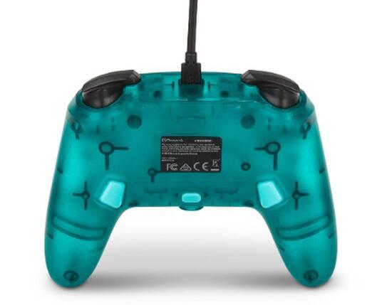 PowerA 1513055 Gamepad Nintendo Switch Analogico USB Verde - 10