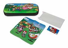 PowerA Kit Custodia Stealth per Nintendo Switch Lite - Mushroom Kingdom - Nintendo Switch