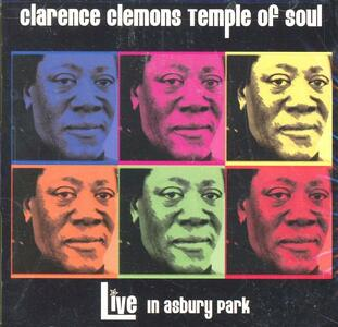 Live at Ashbury Park - CD Audio di Clarence Clemons
