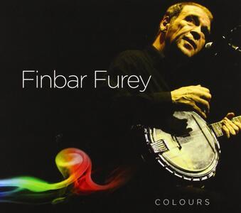 Colours - CD Audio di Finbar Furey