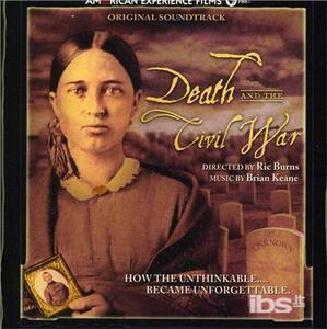 Death & the Civil War (Colonna Sonora) - CD Audio