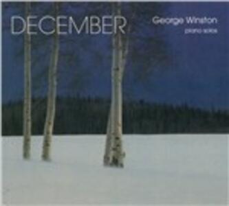 December - CD Audio di George Winston
