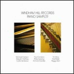 Windham Hill Records: Piano Sampler - CD Audio
