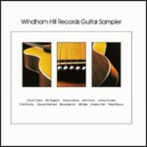 Windham Hill Records: Guitar Sampler - CD Audio
