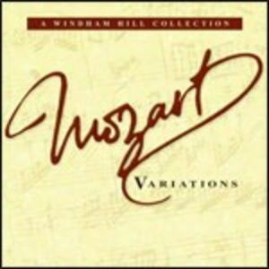 A Windham Hill Collection: The Mozart Variations - CD Audio