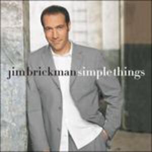 Simple Things - CD Audio di Jim Brickman