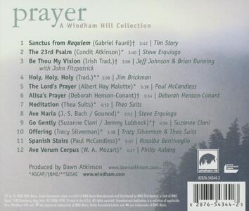 Prayer - CD Audio - 2