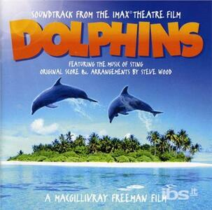Dolphins (Colonna Sonora) - CD Audio