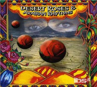 Desert Roses & Arab - CD Audio