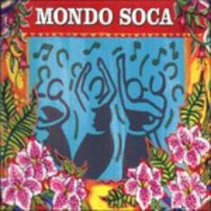 Mondo Soca - CD Audio