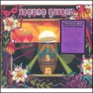 Mondo Samba - CD Audio