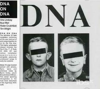 Dna on Dna - CD Audio di Dna
